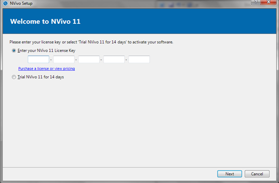 NVivo - IT Services