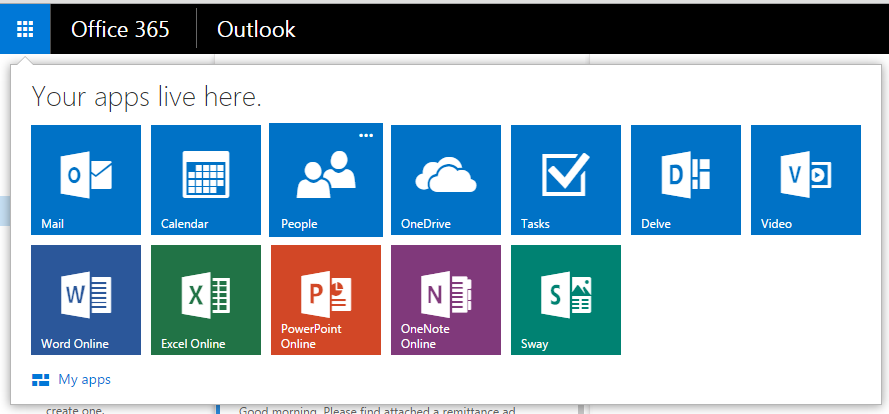 Office 365 OneDrive - IT Services
